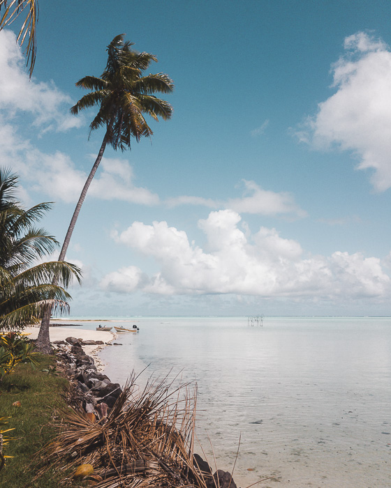 French Polynesia travel guide Maupiti Tereia beach by Dancing the Earth