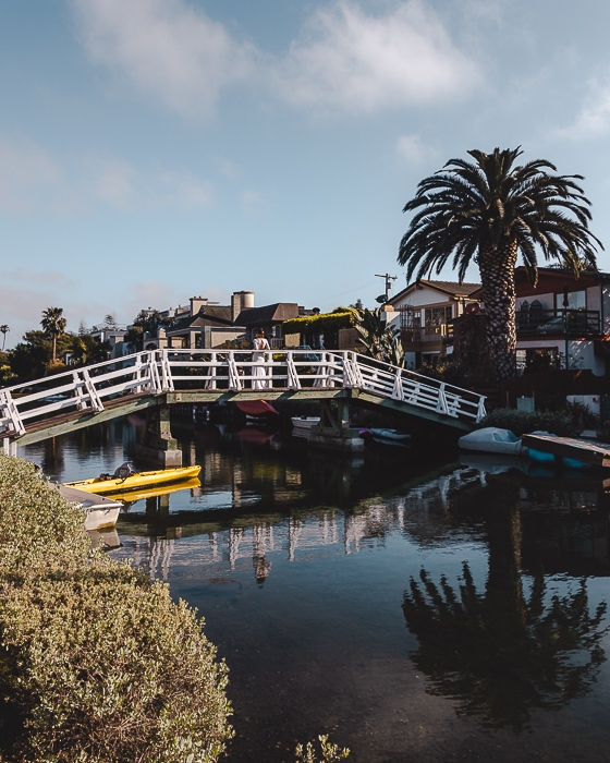 Venice Canals by Dancing the Earth