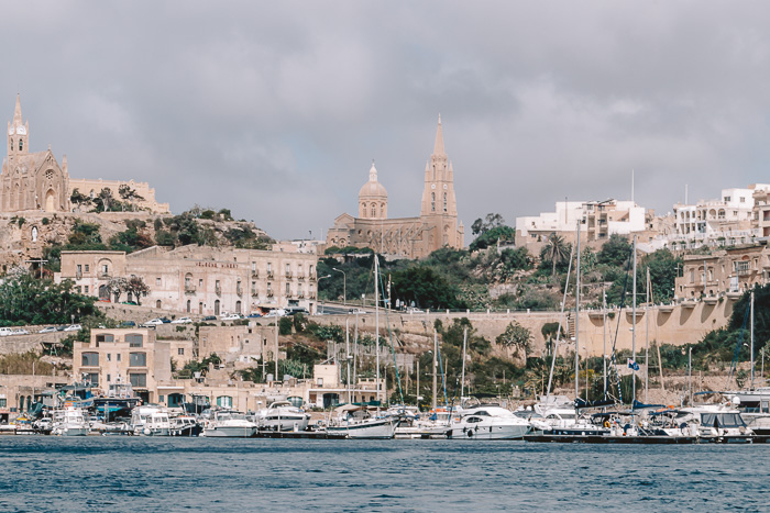 Malta travel guide Gozo island Mgarr by Dancing the Earth