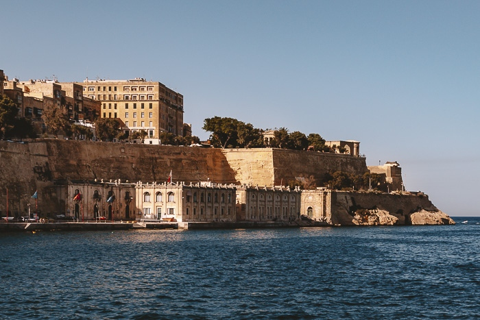 Malta travel guide Valletta waterfront by Dancing the Earth
