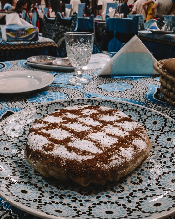 Morocco travel guide pastilla of Chez Rachid in Fez by Dancing the Earth