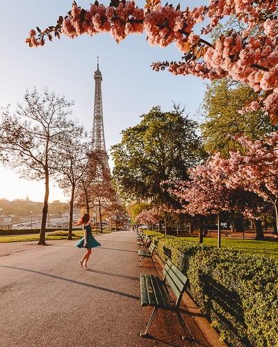 Paris in Bloom – a full photography guide for the best blooming spots