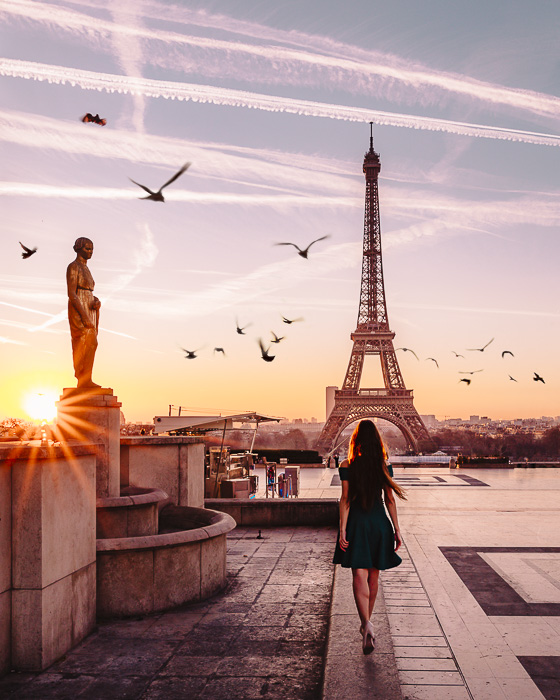Paris photography guide – my favorite photo spots during summer