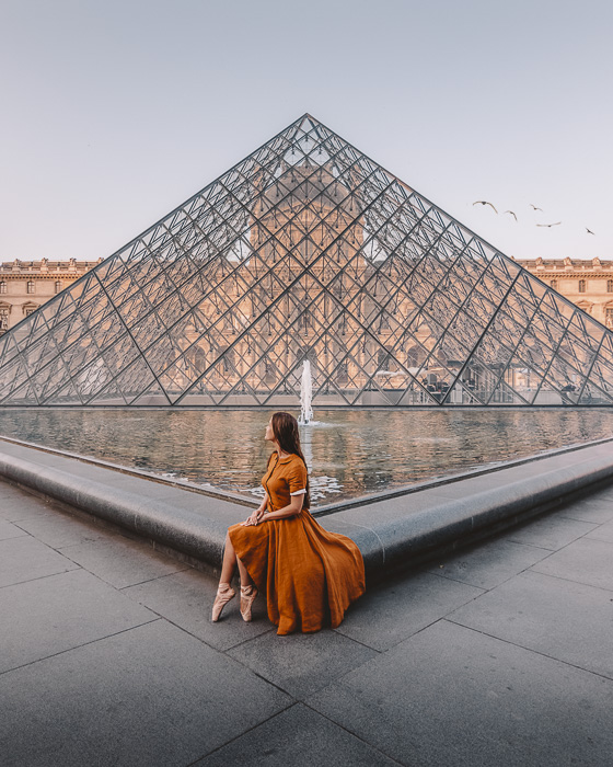 Paris photo guide – the best photography locations during winter