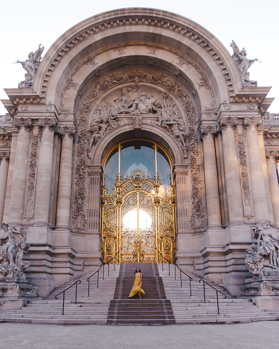 Petit Palais by Dancing the Earth