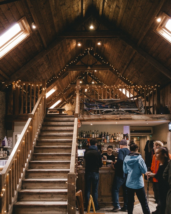 Scotland travel itinerary Ben Nevis Inn by Dancing the Earth