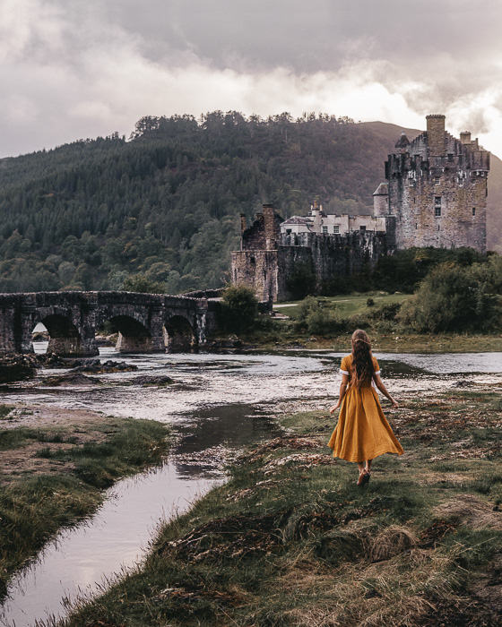 Travel guide: a 1-week itinerary in Scotland