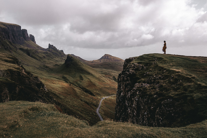 The Quirrains in Isle of Skye by Dancing the Earth