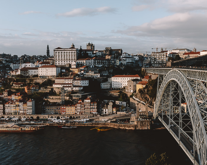 Porto weekend itinerary Ponte de Dom Luis I by Dancing the Earth