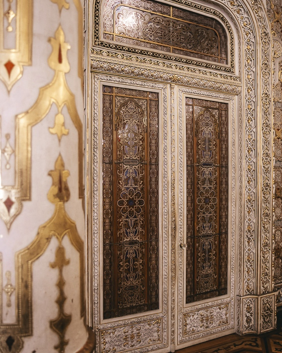 Arab room details by Dancing the Earth