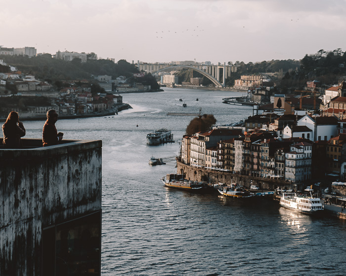 Porto weekend itinerary Teleferico de Gaia by Dancing the Earth