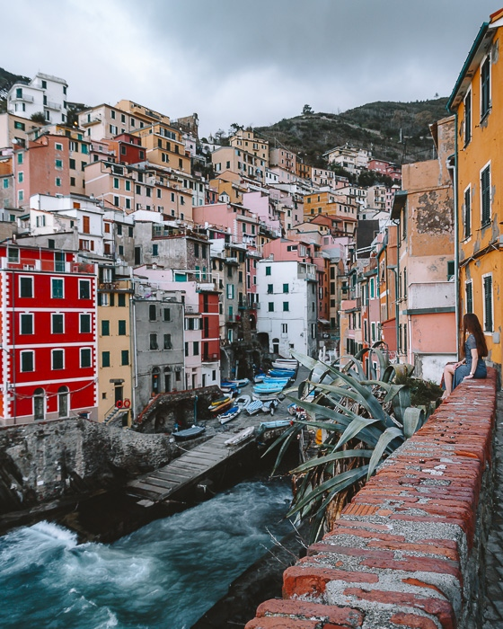 Early morning in Riomaggiore, Liguria and Cinque Terre travel guide by Dancing the Earth