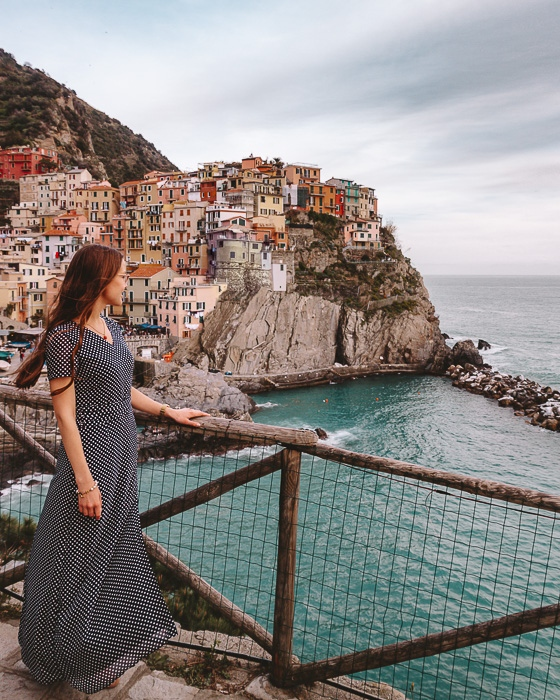 Manarola, Liguria and Cinque Terre travel guide by Dancing the Earth