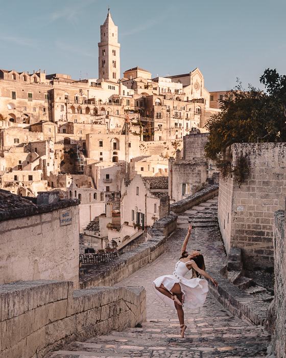 Matera, Puglia travel guide by Dancing the Earth