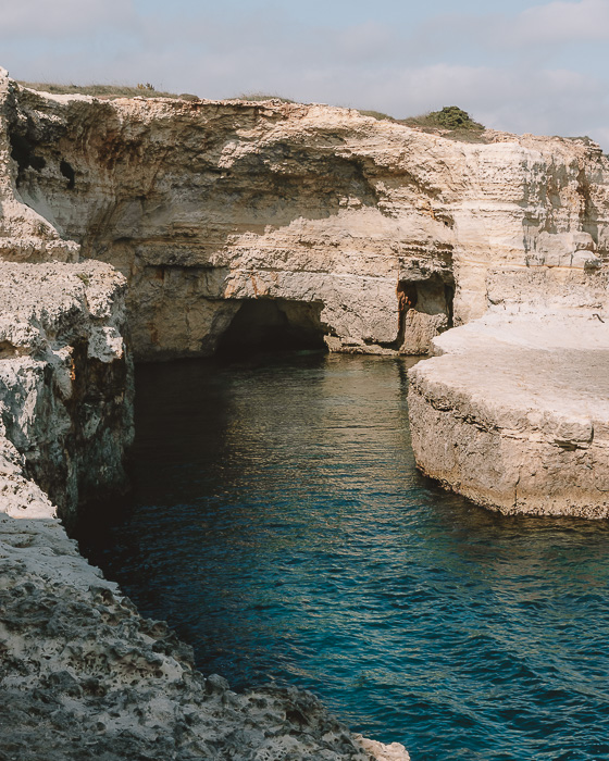 Another view of Torre Sant'Andrea