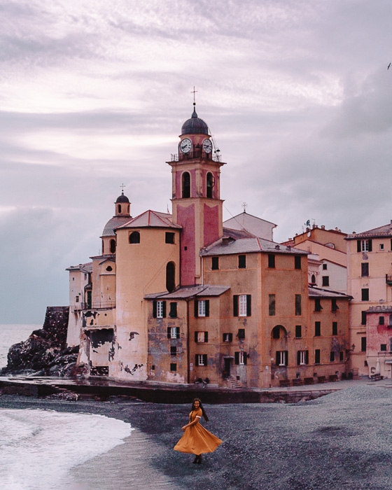 Camogli, Liguria and Cinque Terre travel guide by Dancing the Earth