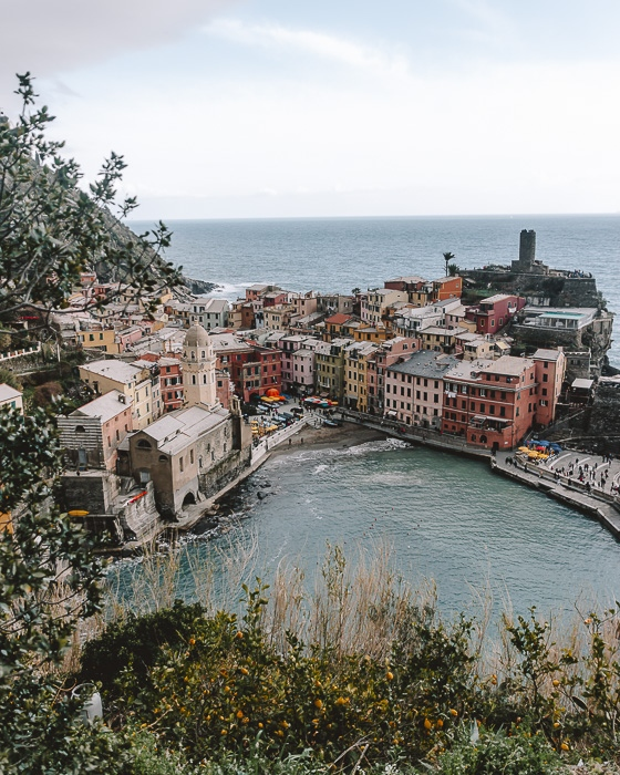 Vernazza, Liguria and Cinque Terre travel guide by Dancing the Earth