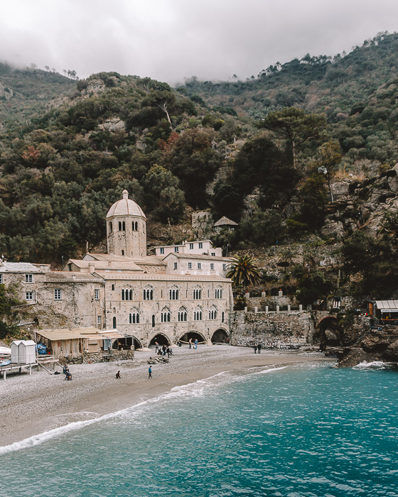 San Fruttuoso, Liguria and Cinque Terre travel guide by Dancing the Earth